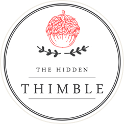 The Hidden Thimble logo