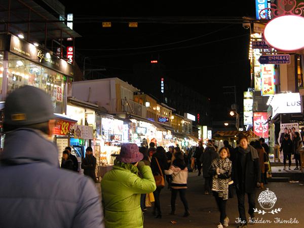 Hongdae – Because Korean Hipsters are WAY cooler than