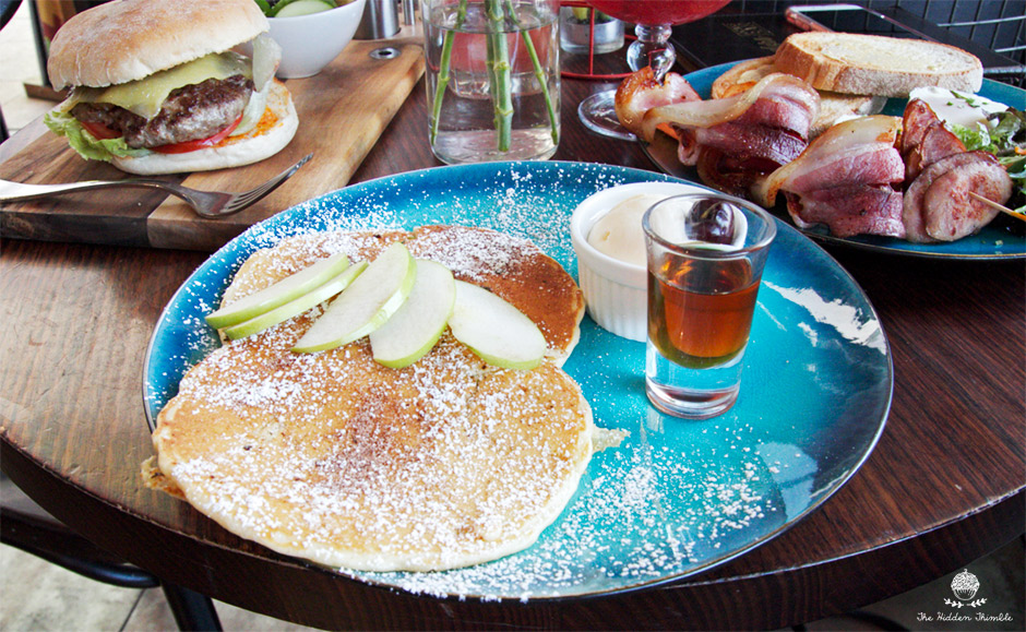 Trad3rs - Apple and Cinnamon Pancake