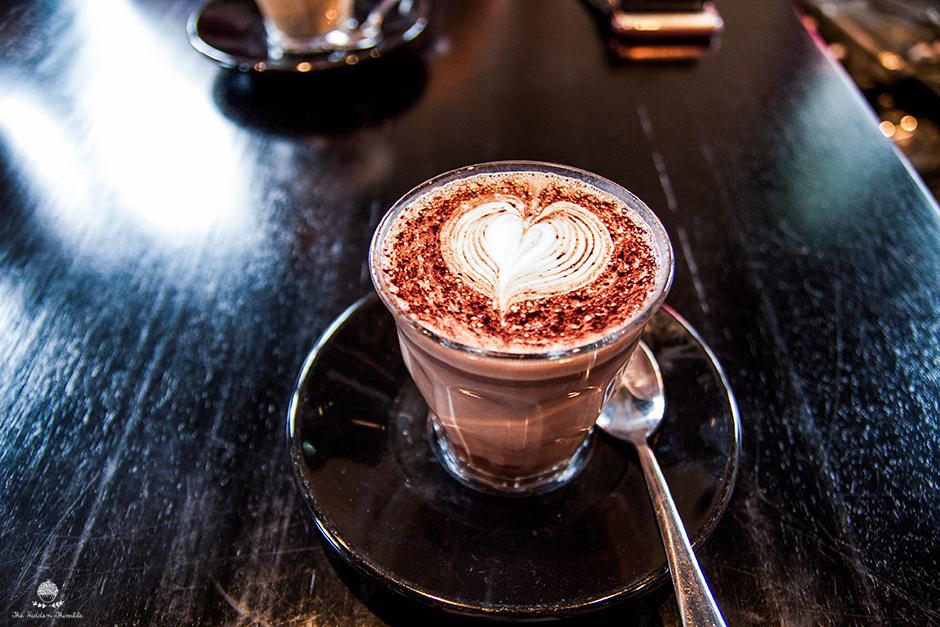 Sonoma Bakery - Hot Chocolate