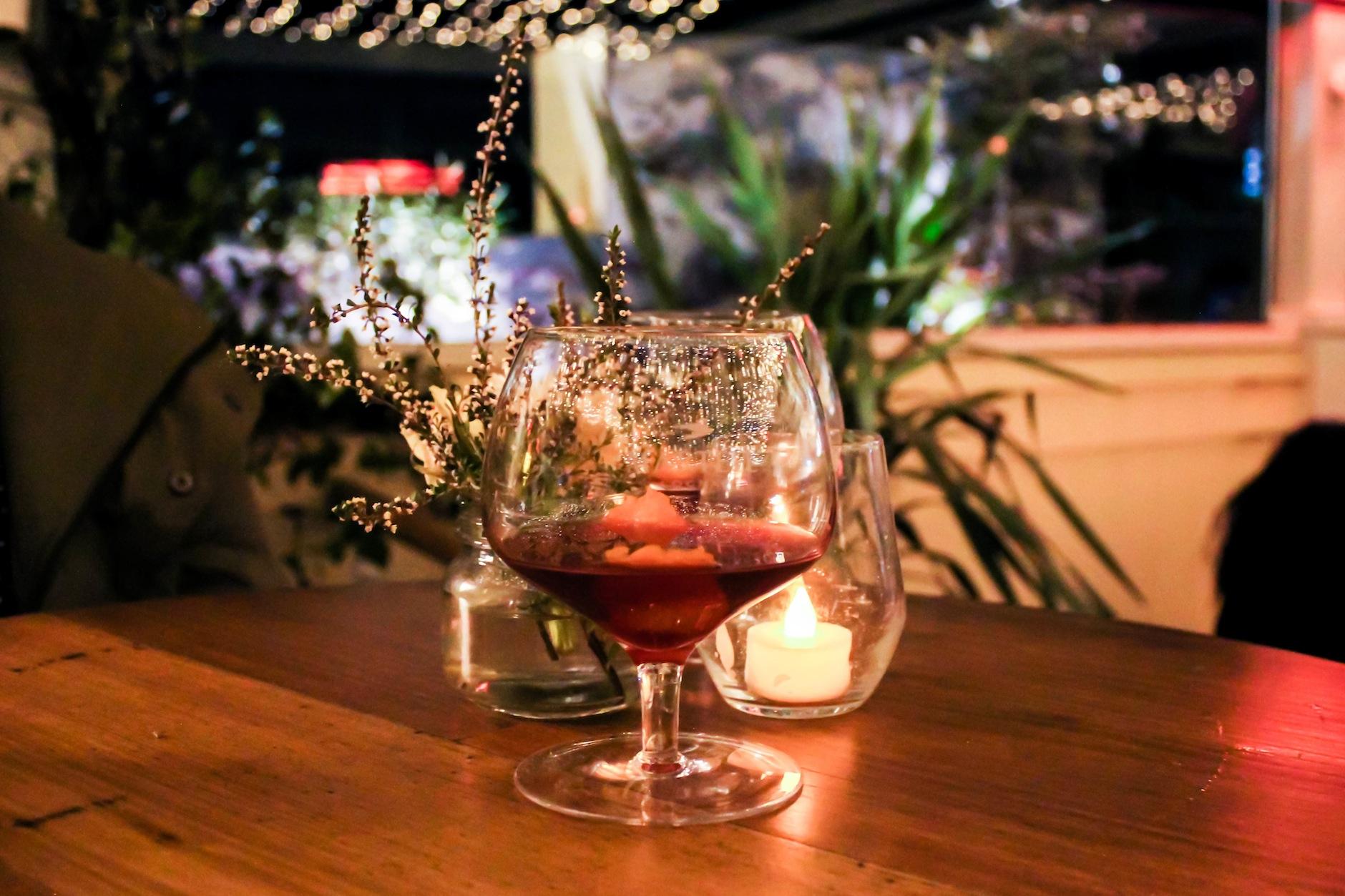 Gluhwein - Mulled Wine